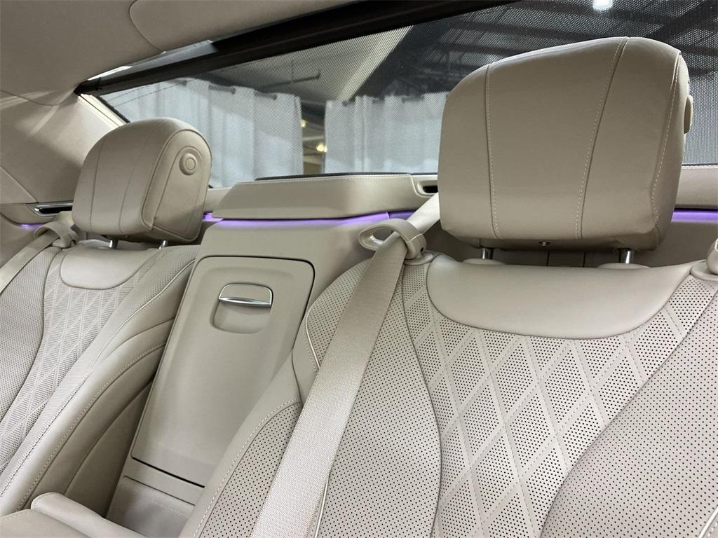 Used 2018 Mercedes-Benz S-Class S 560 for sale $73,444 at Gravity Autos Marietta in Marietta GA 30060 50