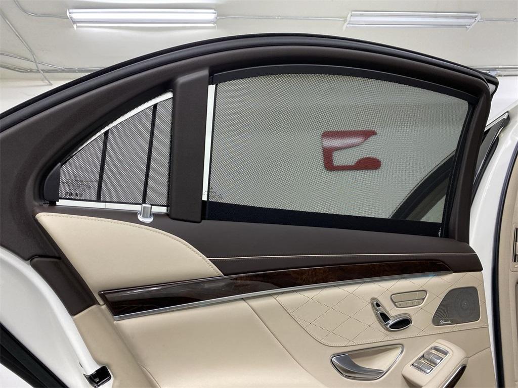 Used 2018 Mercedes-Benz S-Class S 560 for sale $73,444 at Gravity Autos Marietta in Marietta GA 30060 52