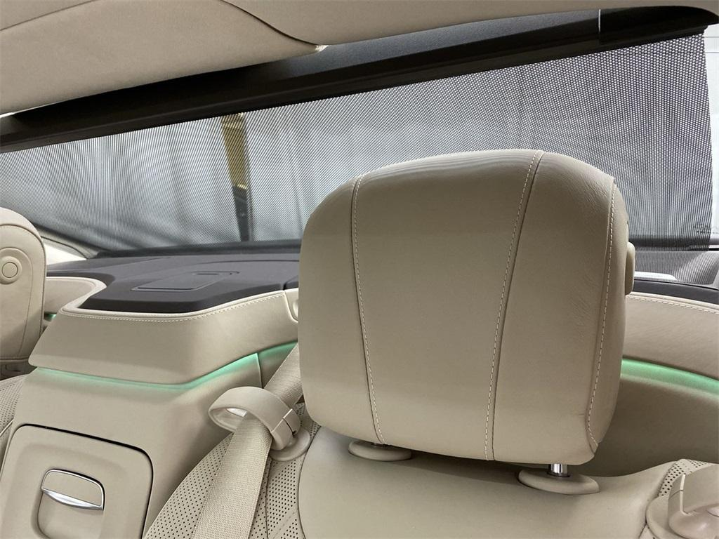 Used 2018 Mercedes-Benz S-Class S 560 for sale $73,444 at Gravity Autos Marietta in Marietta GA 30060 53