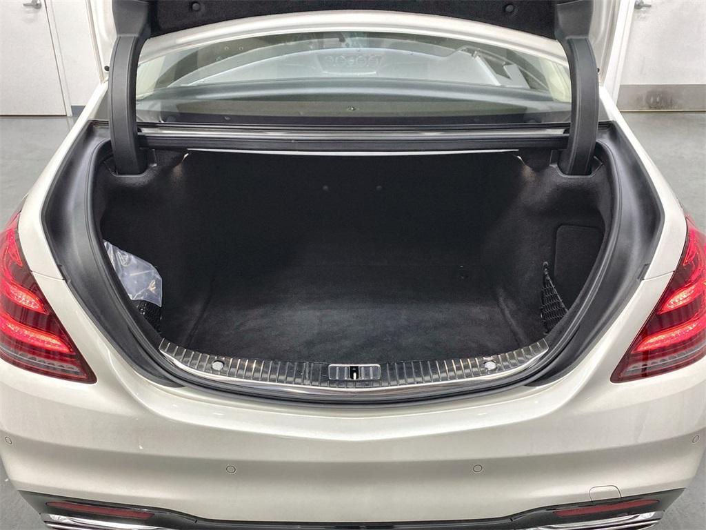 Used 2018 Mercedes-Benz S-Class S 560 for sale $73,444 at Gravity Autos Marietta in Marietta GA 30060 55