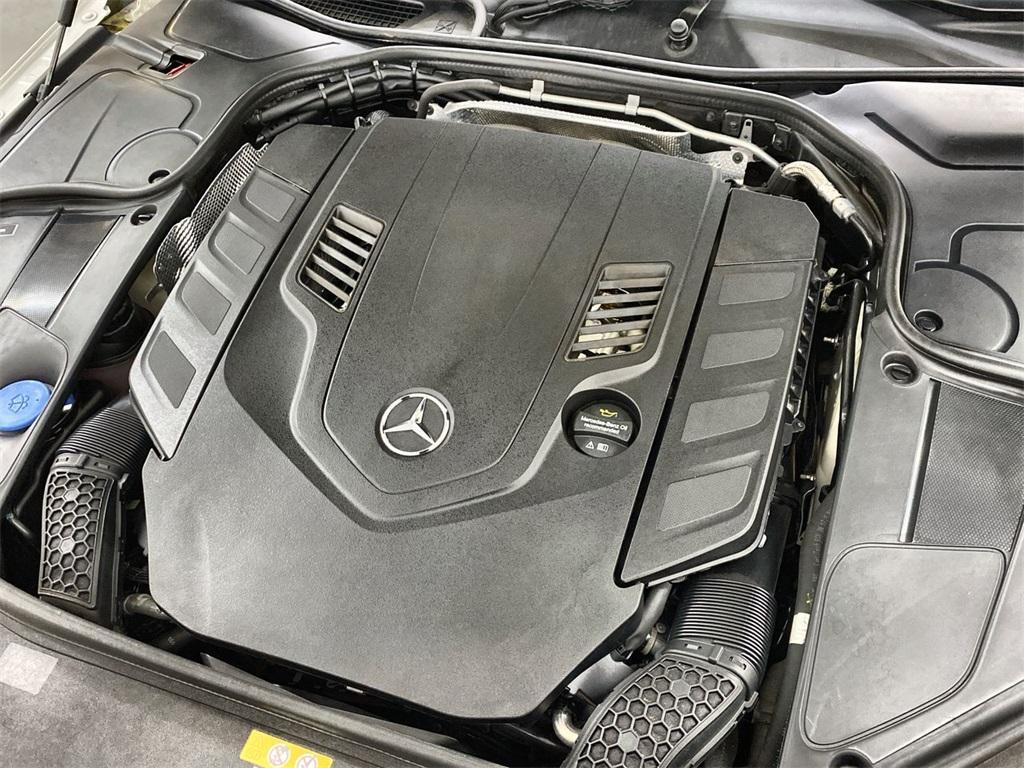 Used 2018 Mercedes-Benz S-Class S 560 for sale $73,444 at Gravity Autos Marietta in Marietta GA 30060 57