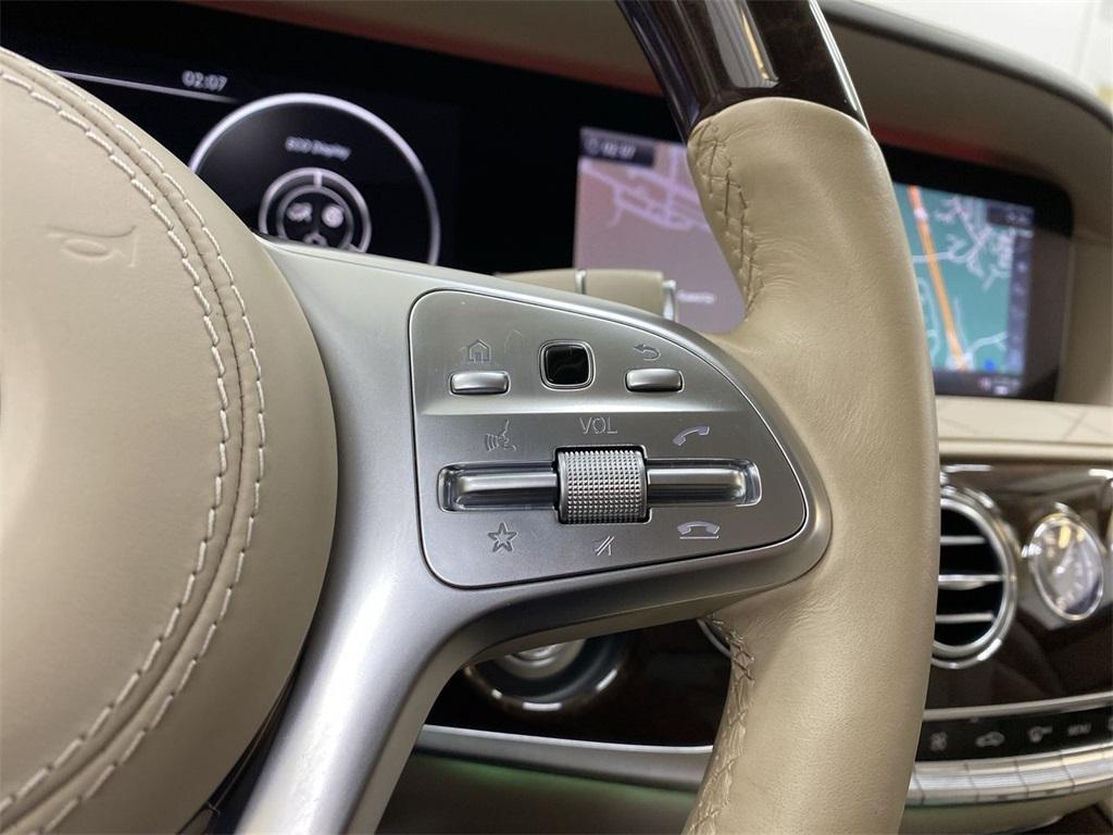 Used 2018 Mercedes-Benz S-Class S 560 for sale $73,444 at Gravity Autos Marietta in Marietta GA 30060 59