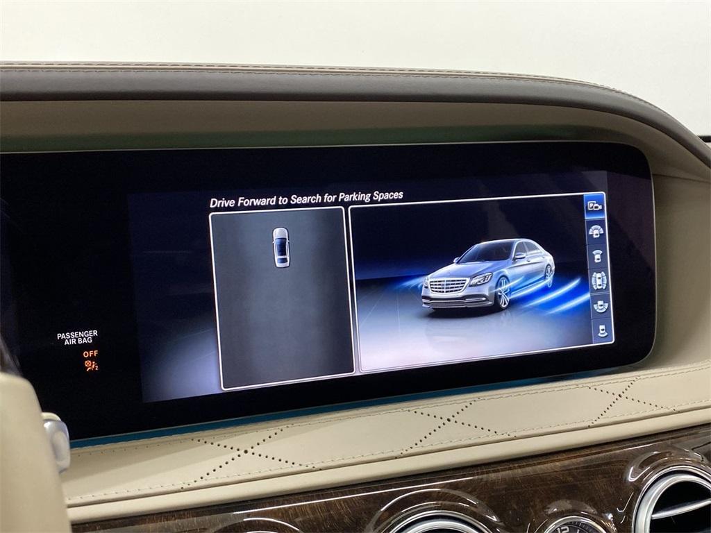 Used 2018 Mercedes-Benz S-Class S 560 for sale $73,444 at Gravity Autos Marietta in Marietta GA 30060 60