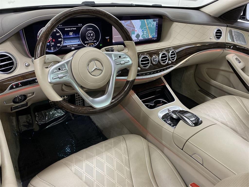 Used 2018 Mercedes-Benz S-Class S 560 for sale $73,444 at Gravity Autos Marietta in Marietta GA 30060 8