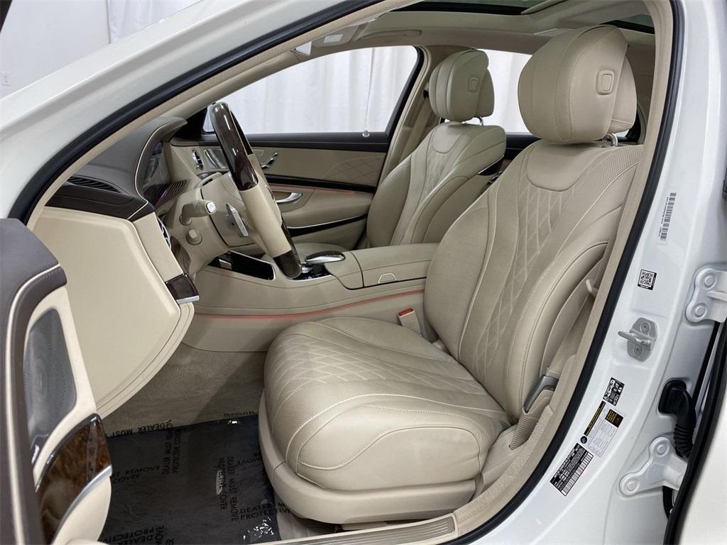 Used 2018 Mercedes-Benz S-Class S 560 for sale $73,444 at Gravity Autos Marietta in Marietta GA 30060 9