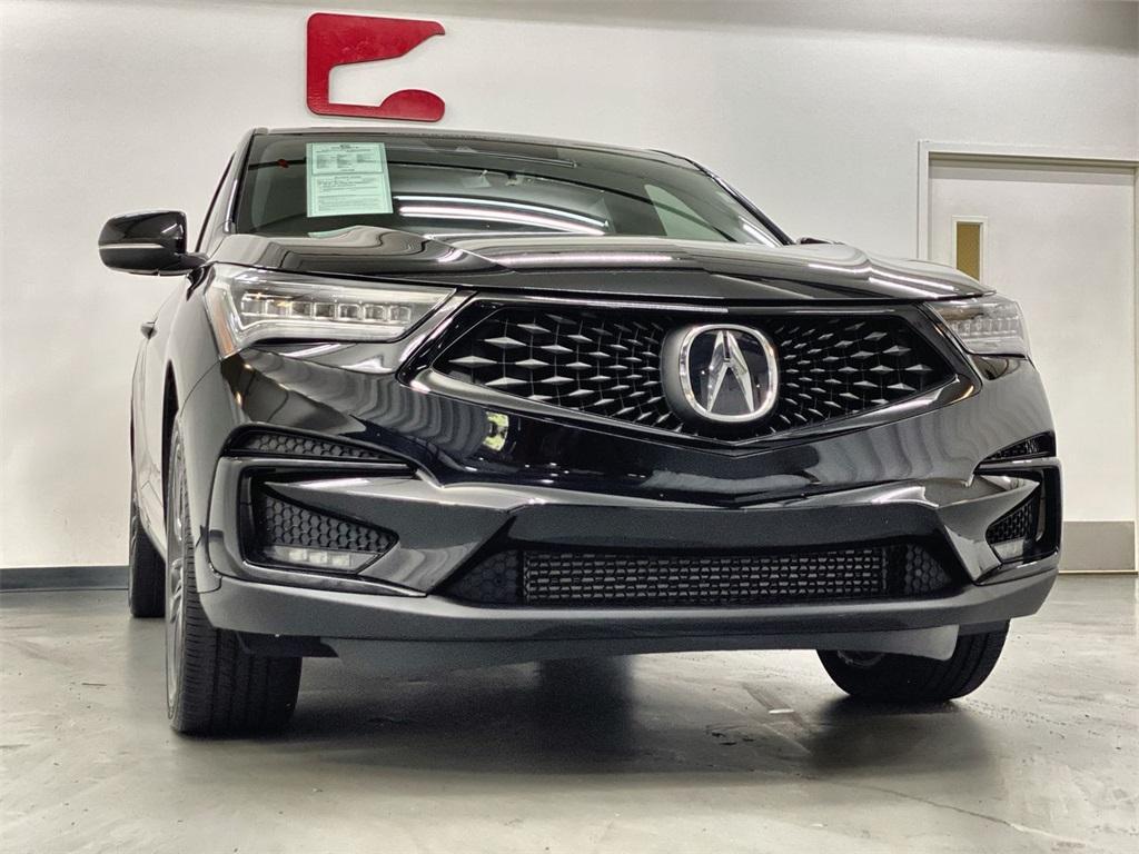 Used 2019 Acura RDX A-Spec Package for sale $38,698 at Gravity Autos Marietta in Marietta GA 30060 3