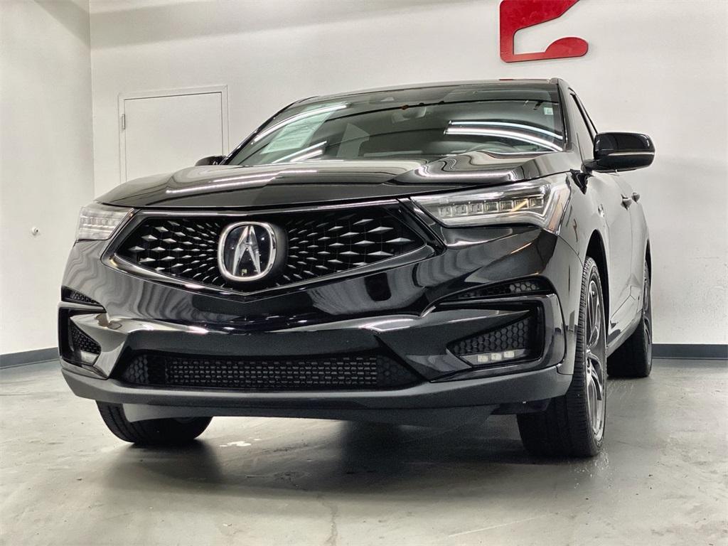 Used 2019 Acura RDX A-Spec Package for sale $38,698 at Gravity Autos Marietta in Marietta GA 30060 4