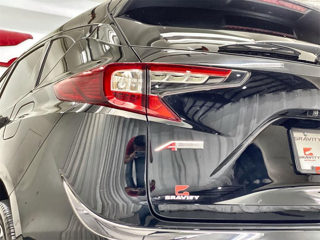 Used 2019 Acura RDX A-Spec Package for sale $38,698 at Gravity Autos Marietta in Marietta GA 30060 9