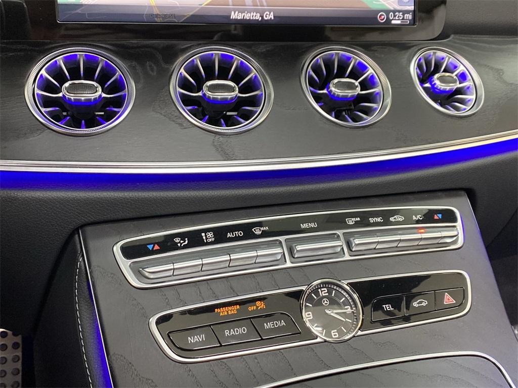 Used 2019 Mercedes-Benz E-Class E 450 for sale $69,998 at Gravity Autos Marietta in Marietta GA 30060 38