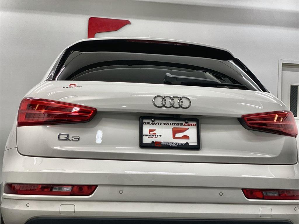 Used 2018 Audi Q3 2.0T Premium for sale $27,888 at Gravity Autos Marietta in Marietta GA 30060 10