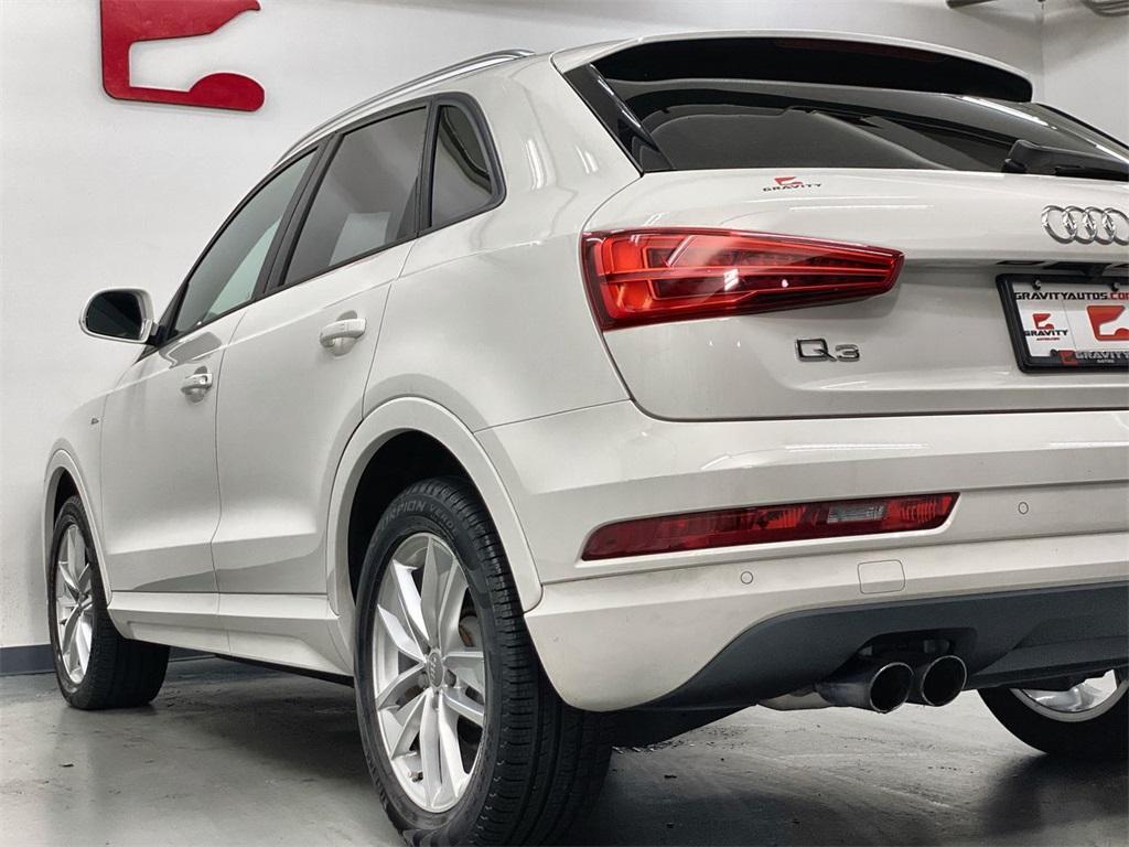 Used 2018 Audi Q3 2.0T Premium for sale $27,888 at Gravity Autos Marietta in Marietta GA 30060 11