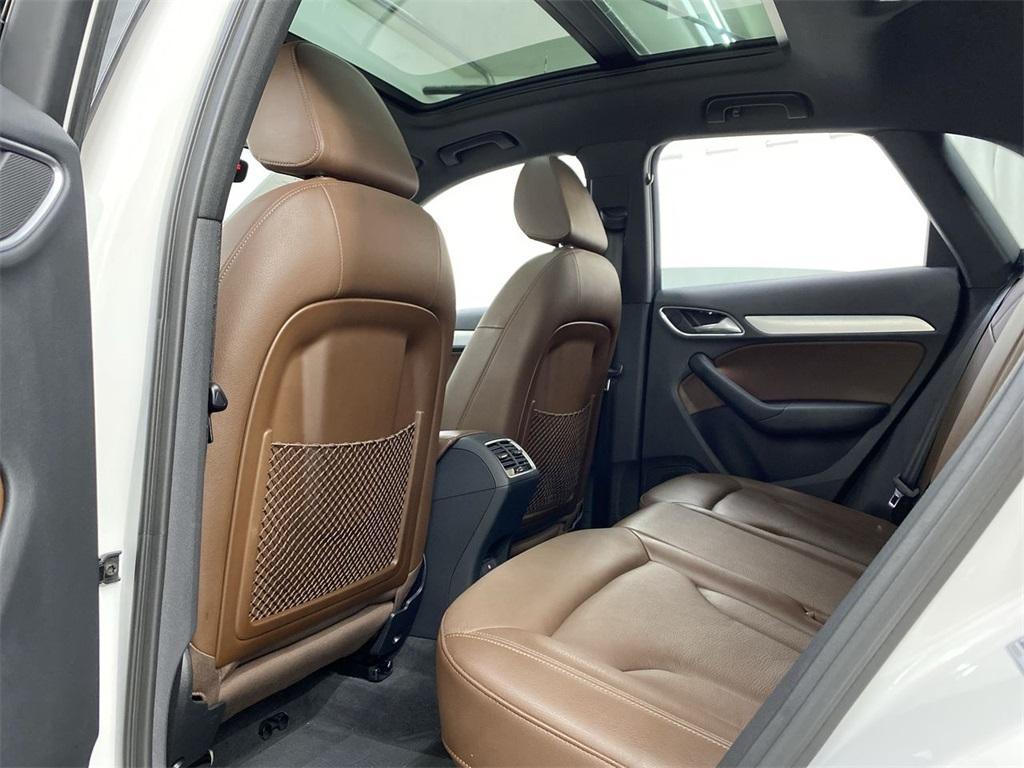 Used 2018 Audi Q3 2.0T Premium for sale $27,888 at Gravity Autos Marietta in Marietta GA 30060 38
