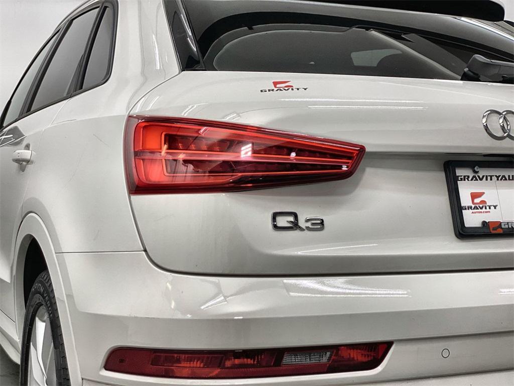 Used 2018 Audi Q3 2.0T Premium for sale $27,888 at Gravity Autos Marietta in Marietta GA 30060 9