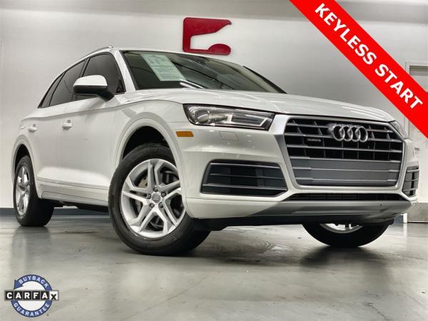 Used 2018 Audi Q5 2.0T for sale $32,888 at Gravity Autos Marietta in Marietta GA