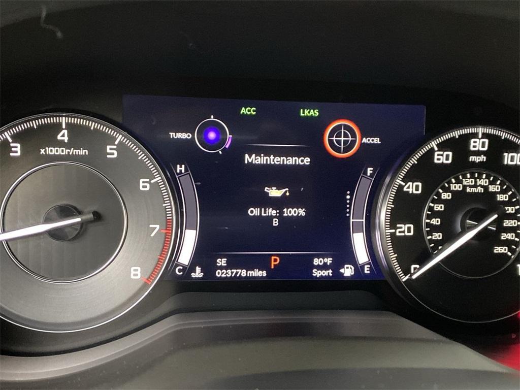 Used 2020 Acura RDX Base for sale $34,998 at Gravity Autos Marietta in Marietta GA 30060 25