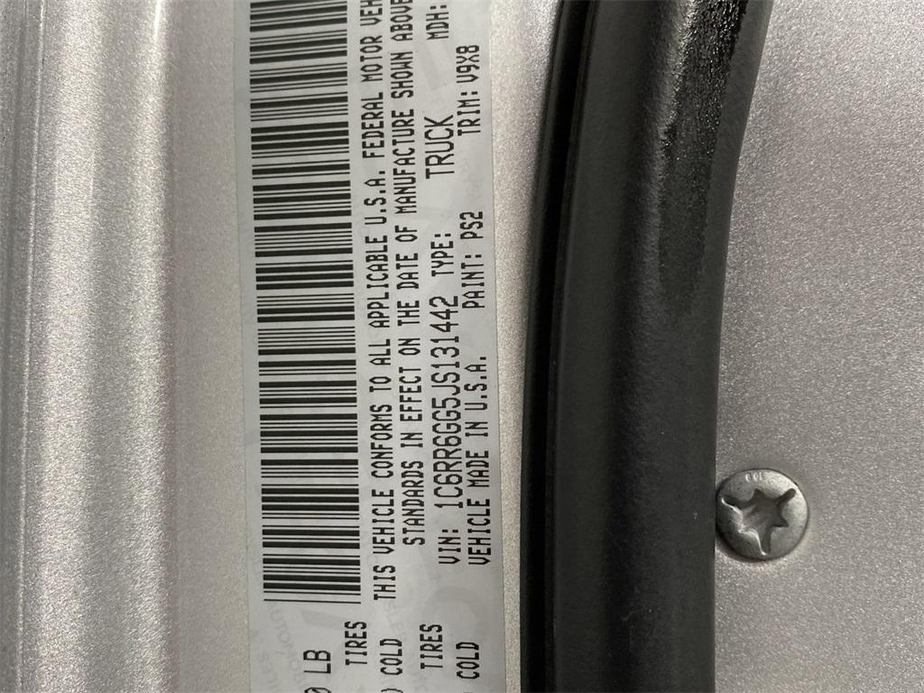 Used 2018 Ram 1500 SLT for sale $25,976 at Gravity Autos Marietta in Marietta GA 30060 43