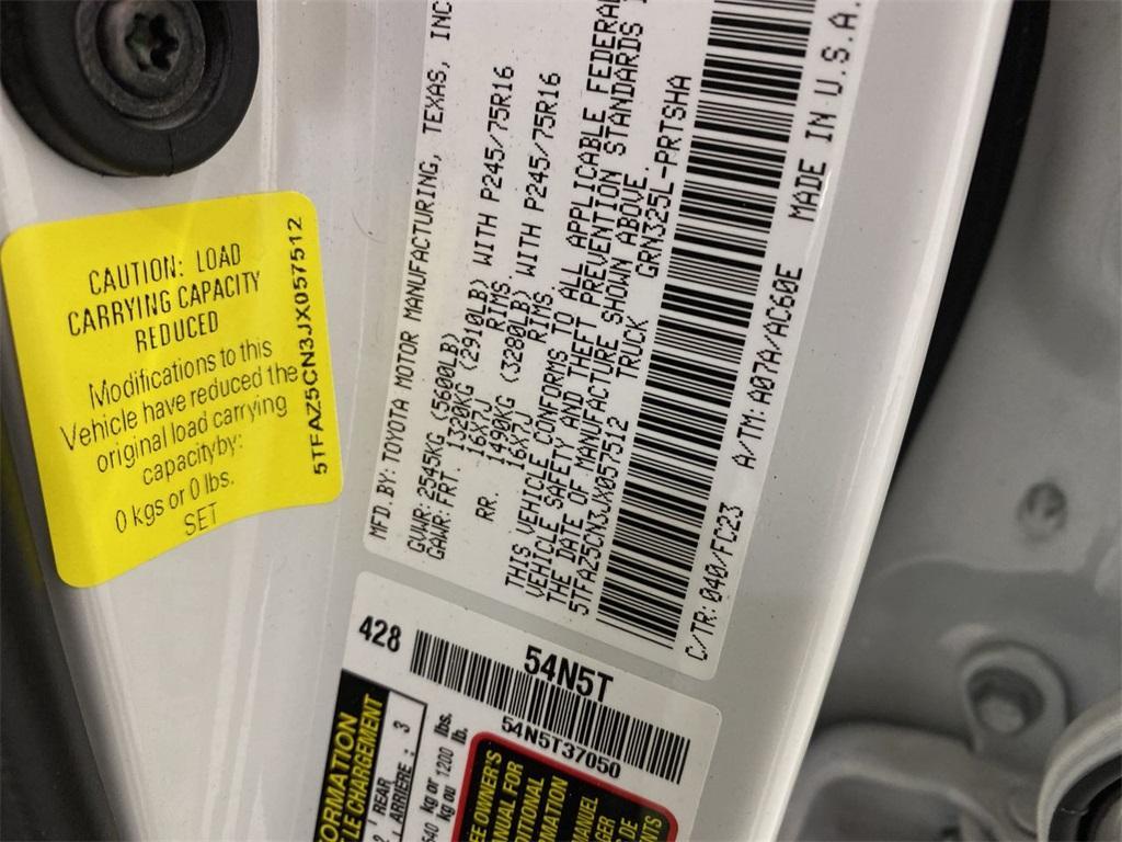 Used 2018 Toyota Tacoma SR5 for sale $32,998 at Gravity Autos Marietta in Marietta GA 30060 44