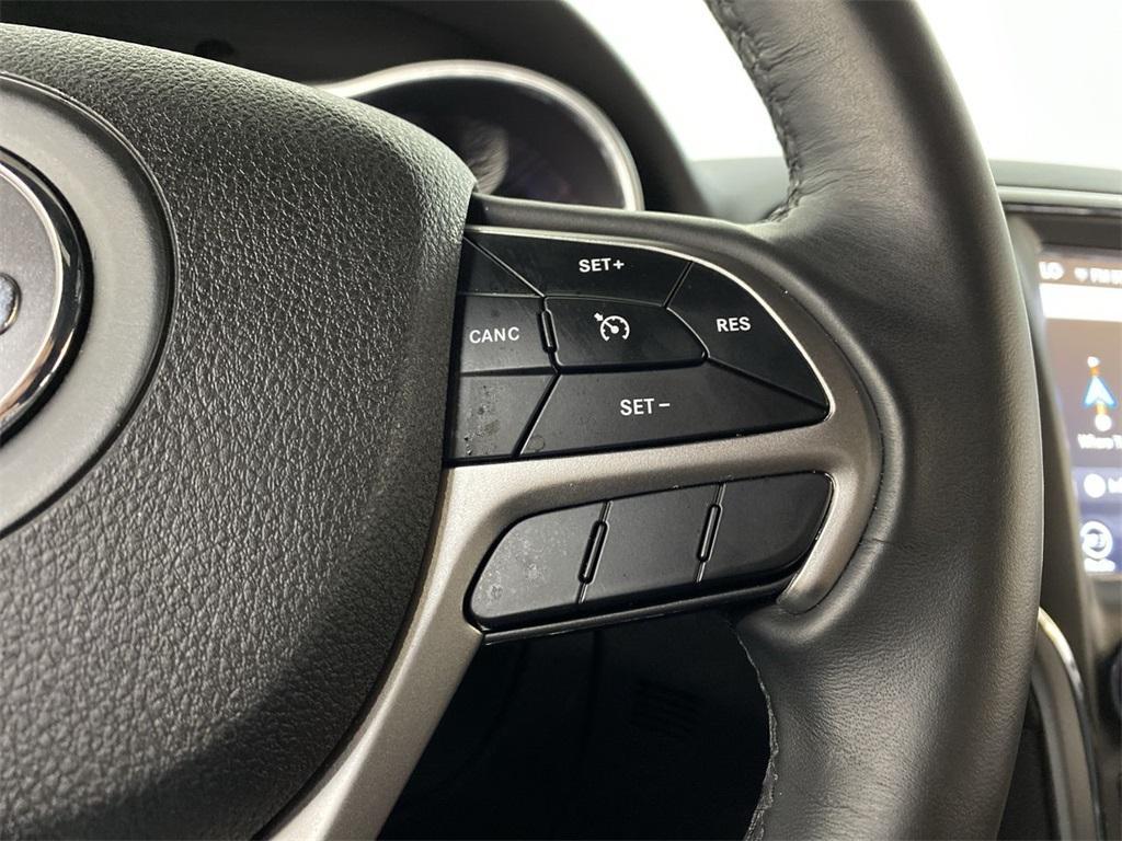 Used 2018 Jeep Grand Cherokee Laredo for sale $29,496 at Gravity Autos Marietta in Marietta GA 30060 21