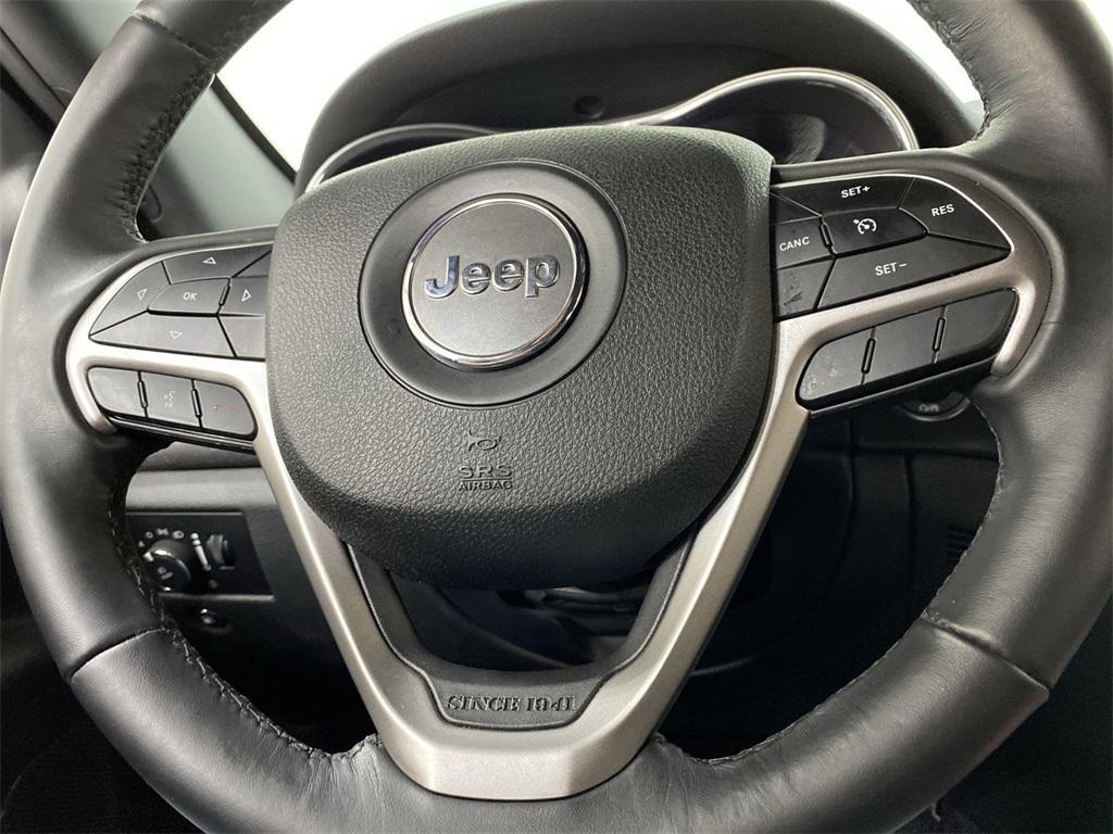 Used 2018 Jeep Grand Cherokee Laredo for sale $29,496 at Gravity Autos Marietta in Marietta GA 30060 22