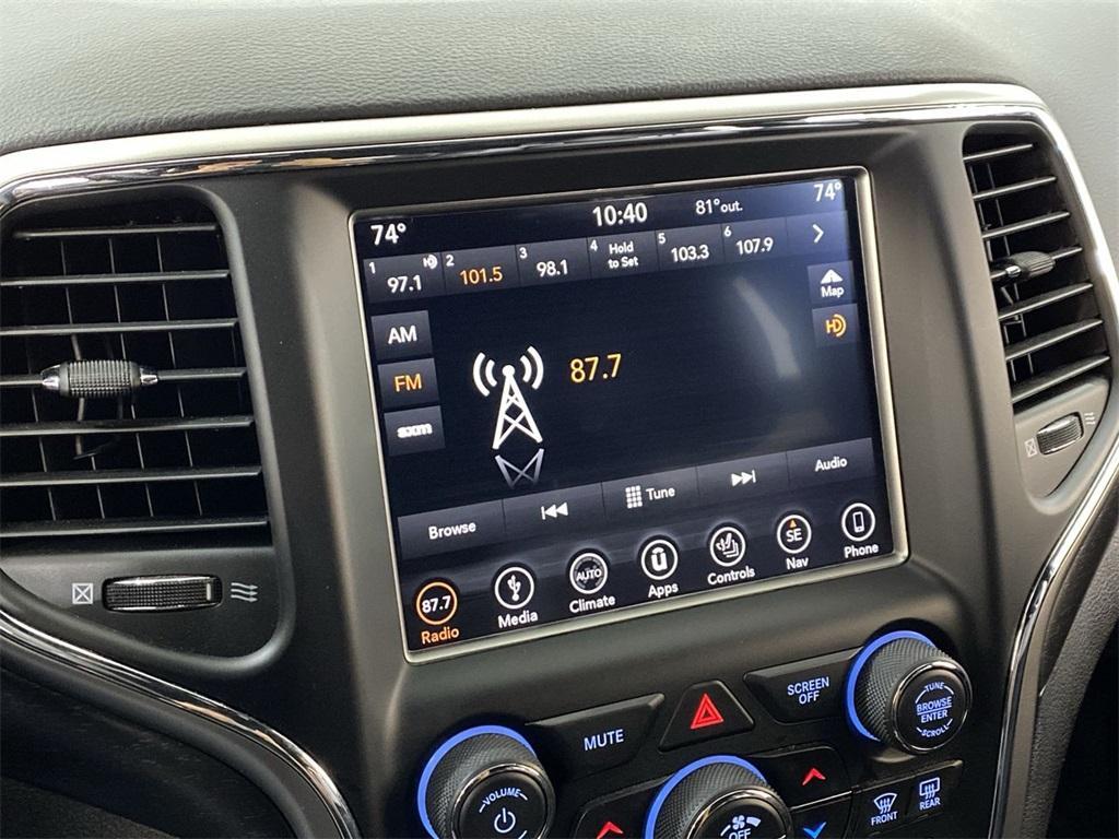 Used 2018 Jeep Grand Cherokee Laredo for sale $29,496 at Gravity Autos Marietta in Marietta GA 30060 30