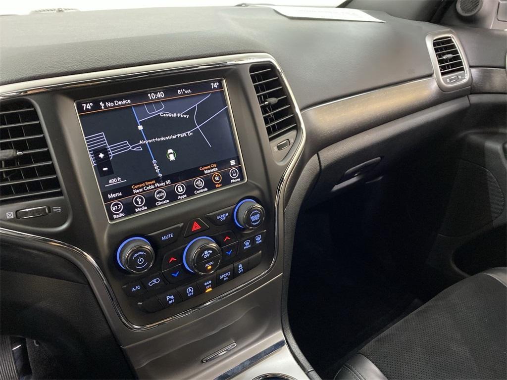 Used 2018 Jeep Grand Cherokee Laredo for sale $29,496 at Gravity Autos Marietta in Marietta GA 30060 35