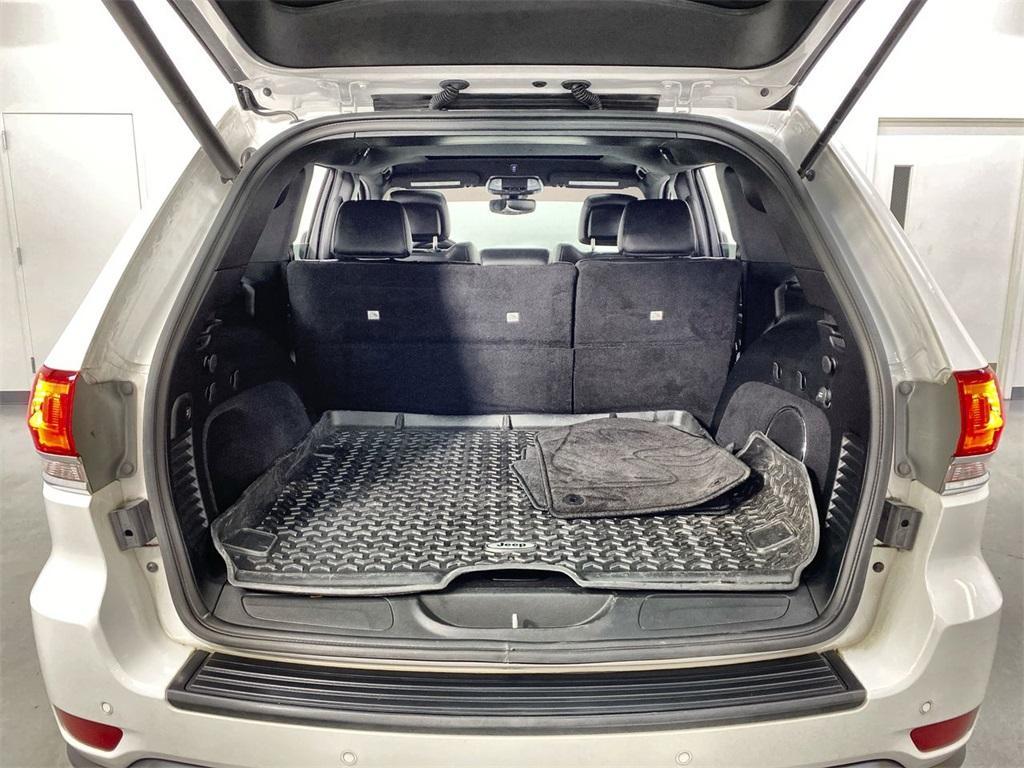 Used 2018 Jeep Grand Cherokee Laredo for sale $29,496 at Gravity Autos Marietta in Marietta GA 30060 45