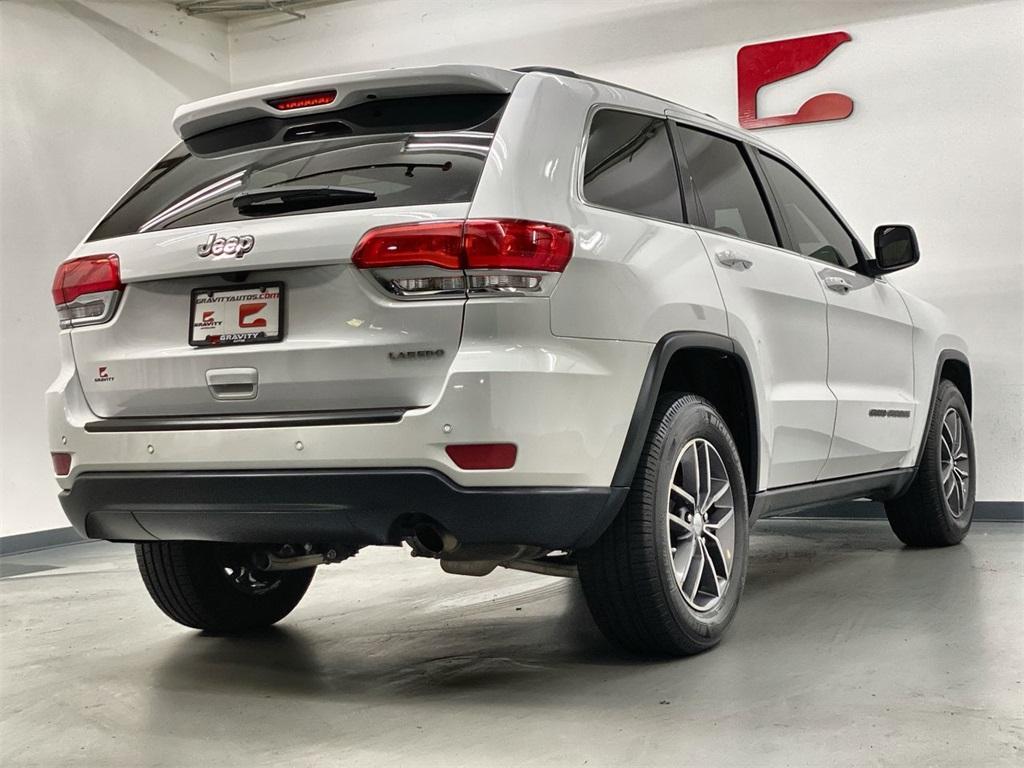 Used 2018 Jeep Grand Cherokee Laredo for sale $29,496 at Gravity Autos Marietta in Marietta GA 30060 7