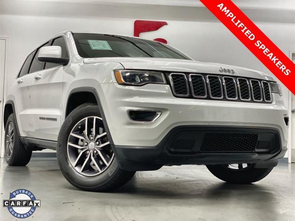 Used 2018 Jeep Grand Cherokee Laredo for sale $29,496 at Gravity Autos Marietta in Marietta GA