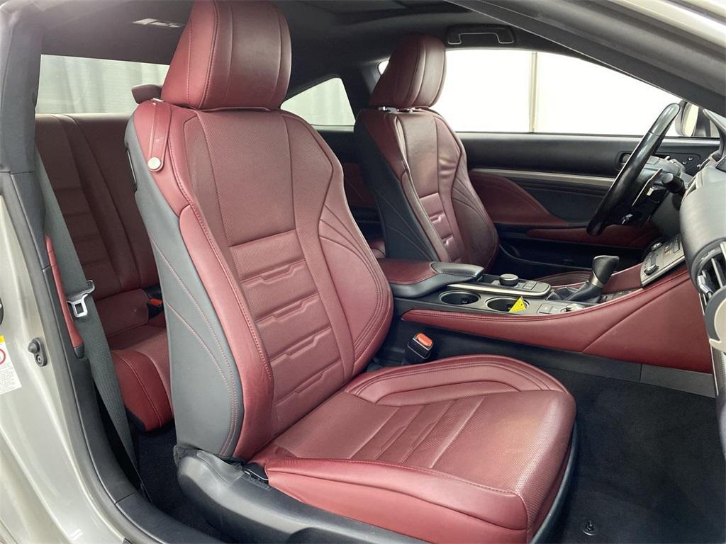 Used 2017 Lexus RC 200t for sale $31,998 at Gravity Autos Marietta in Marietta GA 30060 17