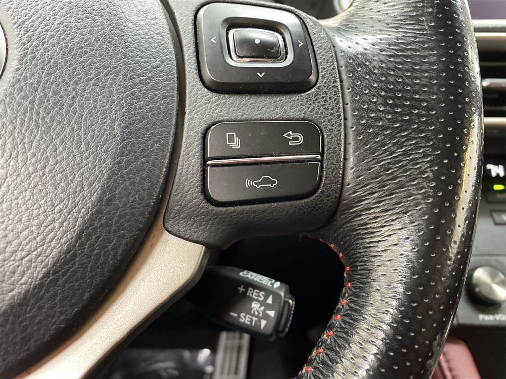 Used 2017 Lexus RC 200t for sale $31,998 at Gravity Autos Marietta in Marietta GA 30060 23