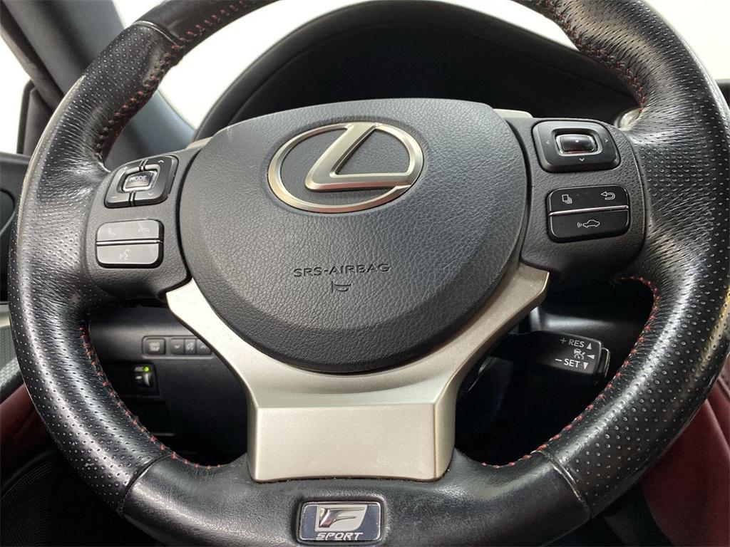 Used 2017 Lexus RC 200t for sale $31,998 at Gravity Autos Marietta in Marietta GA 30060 24