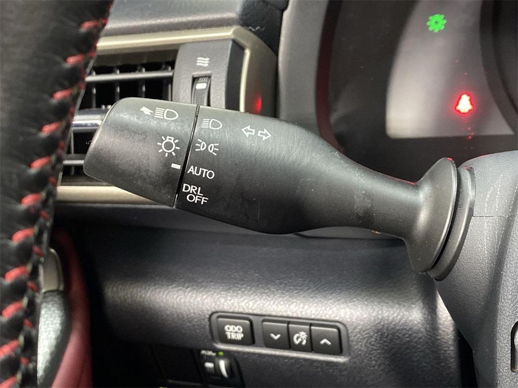 Used 2017 Lexus RC 200t for sale $31,998 at Gravity Autos Marietta in Marietta GA 30060 26