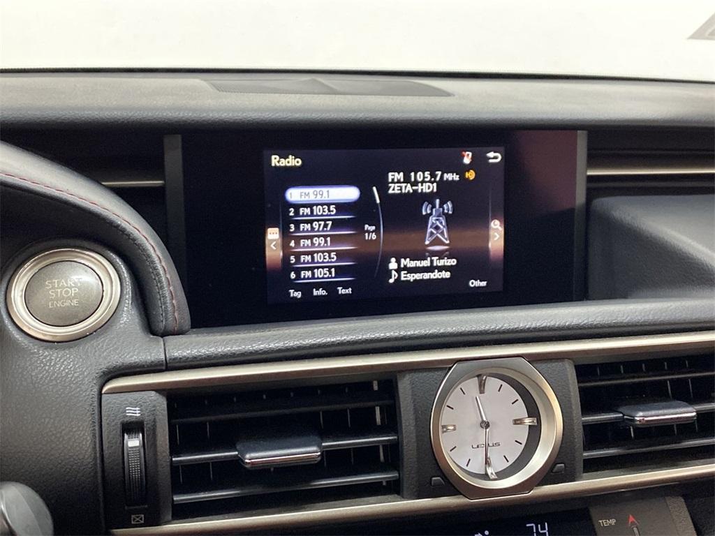 Used 2017 Lexus RC 200t for sale $31,998 at Gravity Autos Marietta in Marietta GA 30060 30