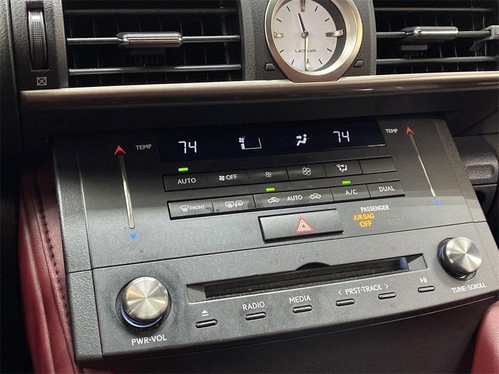 Used 2017 Lexus RC 200t for sale $31,998 at Gravity Autos Marietta in Marietta GA 30060 31