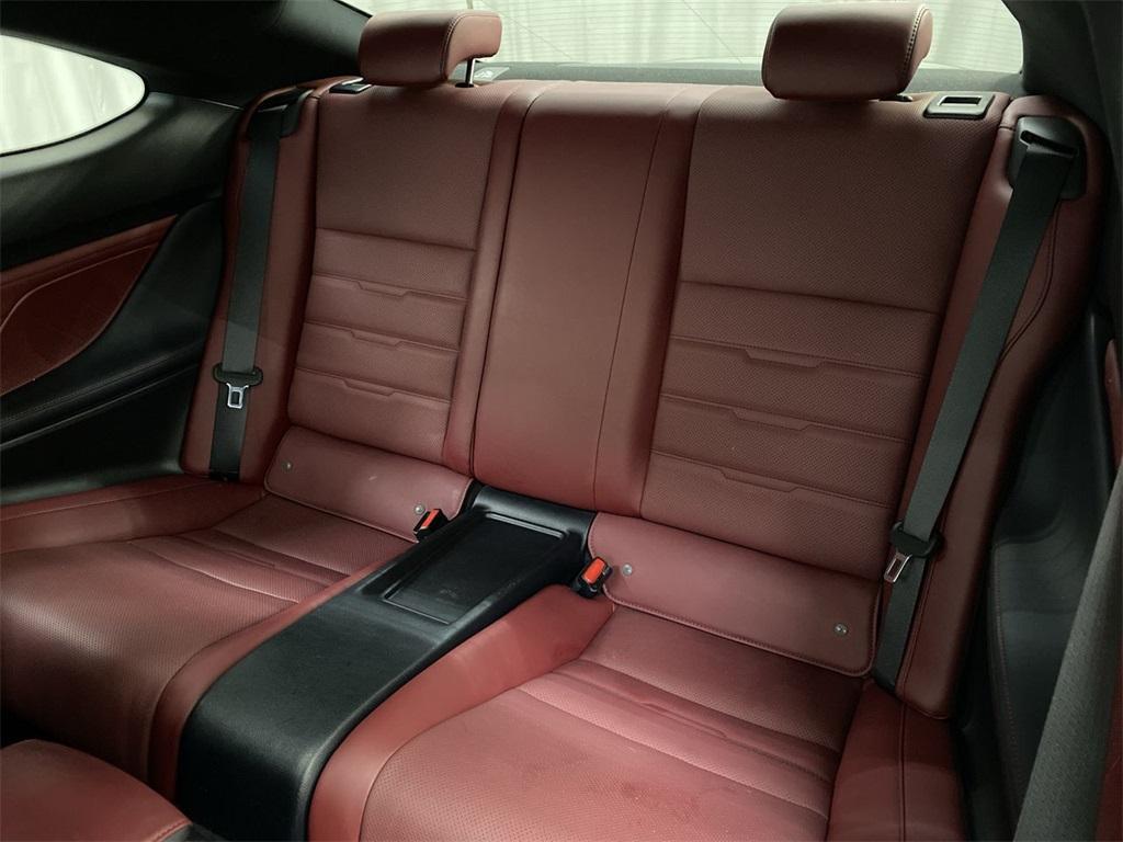 Used 2017 Lexus RC 200t for sale $31,998 at Gravity Autos Marietta in Marietta GA 30060 38