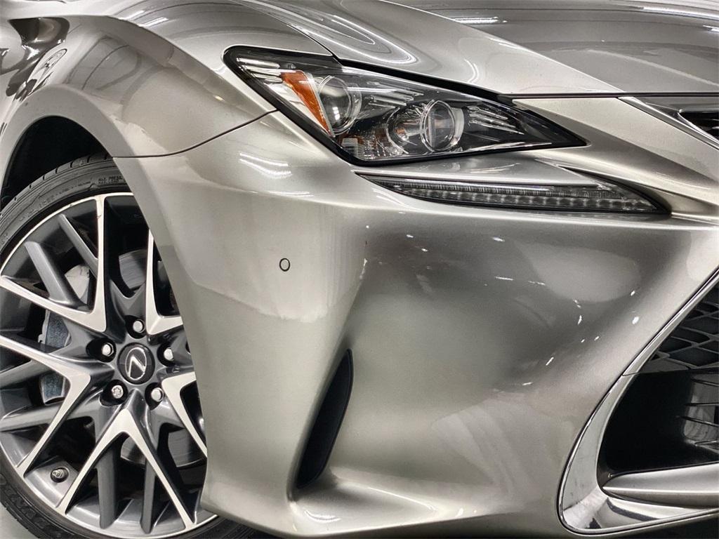 Used 2017 Lexus RC 200t for sale $31,998 at Gravity Autos Marietta in Marietta GA 30060 8