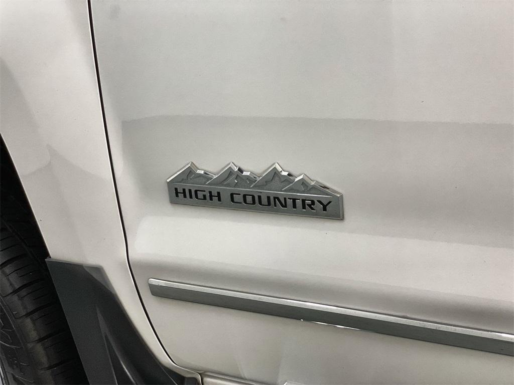 Used 2017 Chevrolet Silverado 1500 High Country for sale $44,998 at Gravity Autos Marietta in Marietta GA 30060 12