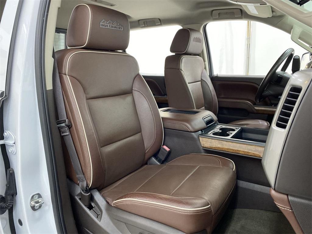 Used 2017 Chevrolet Silverado 1500 High Country for sale $44,998 at Gravity Autos Marietta in Marietta GA 30060 17