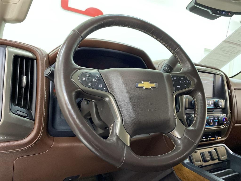 Used 2017 Chevrolet Silverado 1500 High Country for sale $44,998 at Gravity Autos Marietta in Marietta GA 30060 22