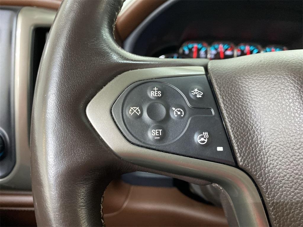 Used 2017 Chevrolet Silverado 1500 High Country for sale $44,998 at Gravity Autos Marietta in Marietta GA 30060 23