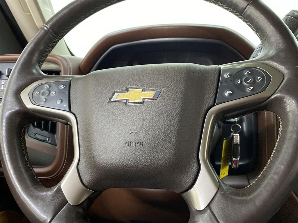 Used 2017 Chevrolet Silverado 1500 High Country for sale $44,998 at Gravity Autos Marietta in Marietta GA 30060 24