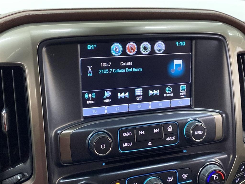 Used 2017 Chevrolet Silverado 1500 High Country for sale $44,998 at Gravity Autos Marietta in Marietta GA 30060 31