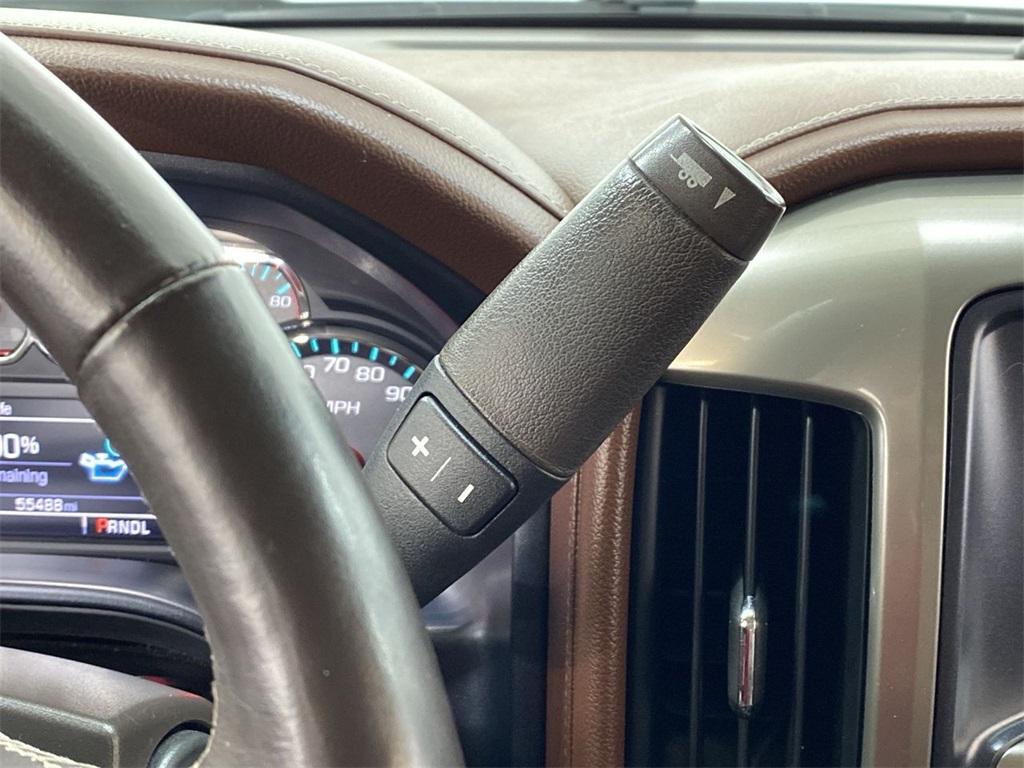 Used 2017 Chevrolet Silverado 1500 High Country for sale $44,998 at Gravity Autos Marietta in Marietta GA 30060 35