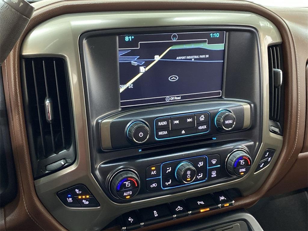 Used 2017 Chevrolet Silverado 1500 High Country for sale $44,998 at Gravity Autos Marietta in Marietta GA 30060 37