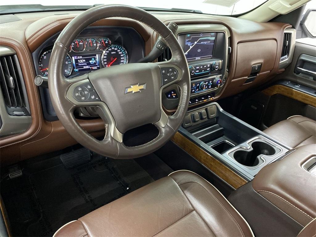 Used 2017 Chevrolet Silverado 1500 High Country for sale $44,998 at Gravity Autos Marietta in Marietta GA 30060 39