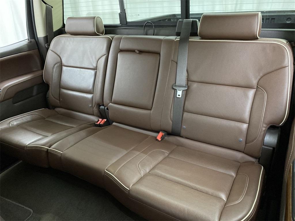 Used 2017 Chevrolet Silverado 1500 High Country for sale $44,998 at Gravity Autos Marietta in Marietta GA 30060 40