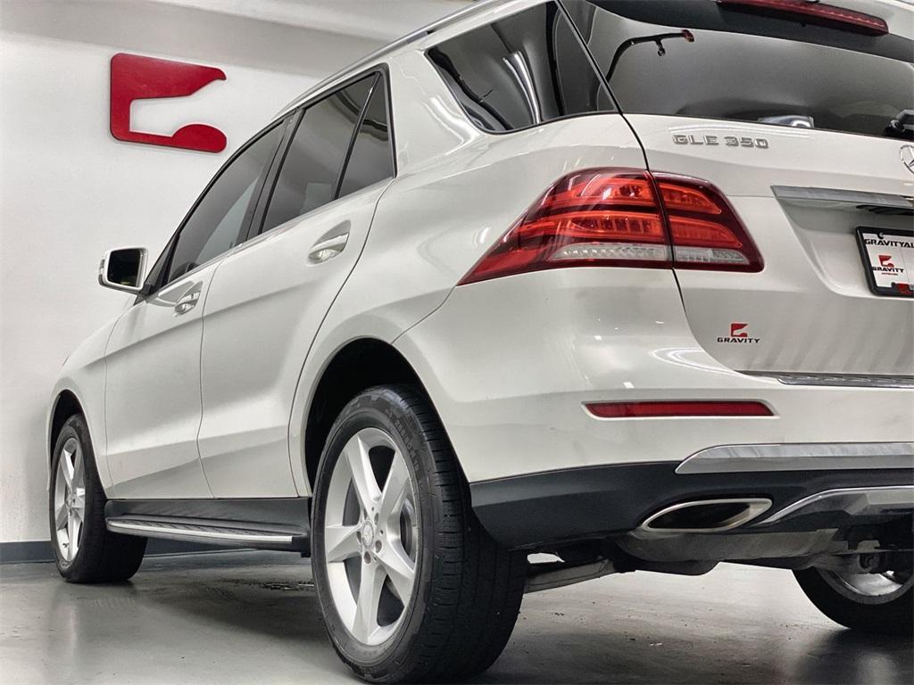 Used 2017 Mercedes-Benz GLE GLE 350 for sale $33,444 at Gravity Autos Marietta in Marietta GA 30060 11