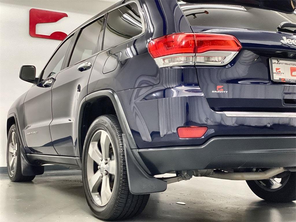 Used 2016 Jeep Grand Cherokee Limited for sale $24,998 at Gravity Autos Marietta in Marietta GA 30060 11