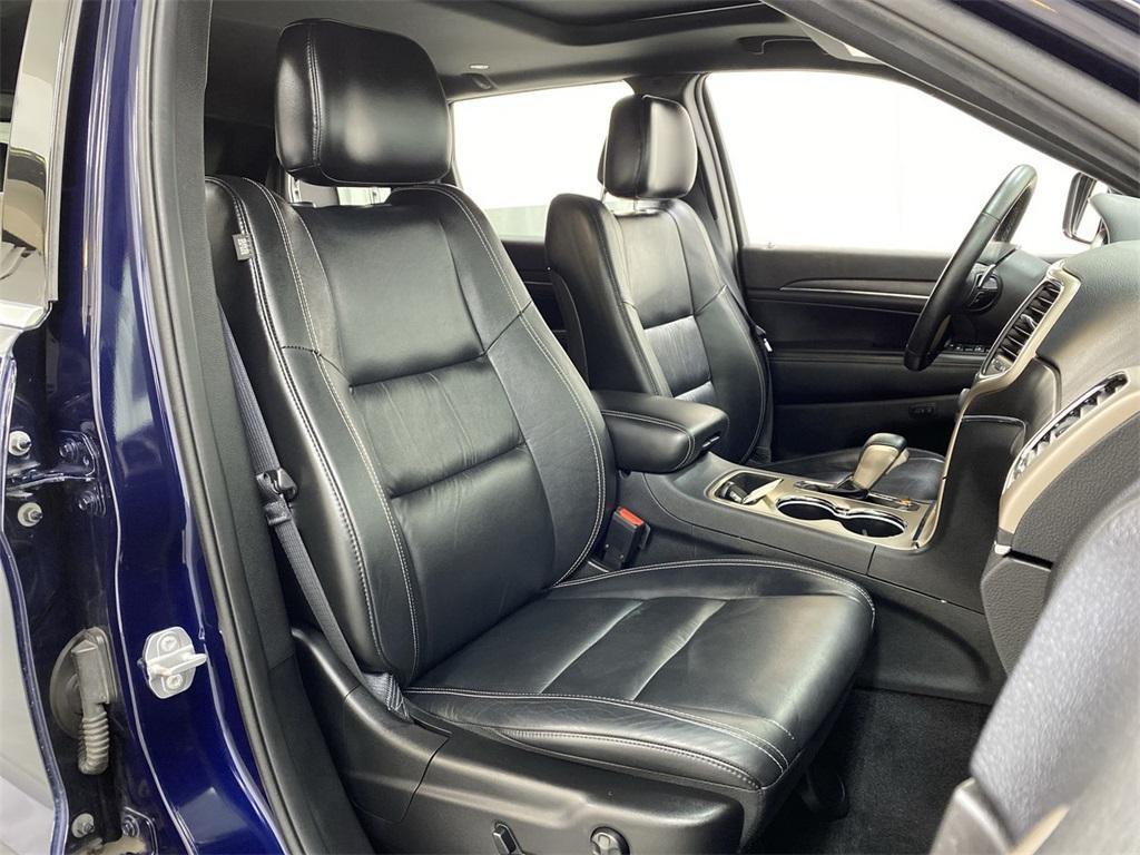 Used 2016 Jeep Grand Cherokee Limited for sale $24,998 at Gravity Autos Marietta in Marietta GA 30060 17