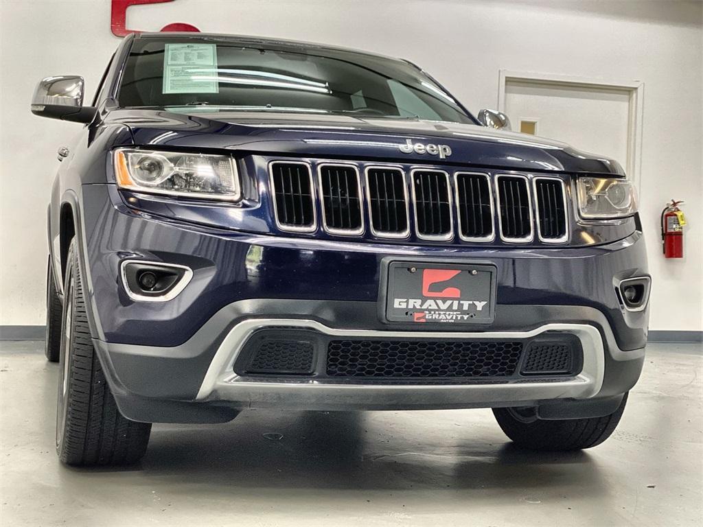 Used 2016 Jeep Grand Cherokee Limited for sale $24,998 at Gravity Autos Marietta in Marietta GA 30060 3